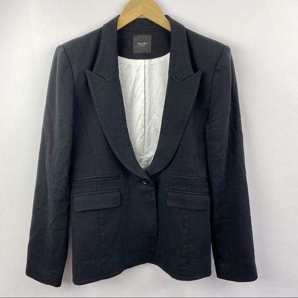Smythe black blazer